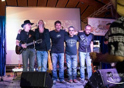 CCR-Project @ Rock 'n' Roll Kurpark VII 2015